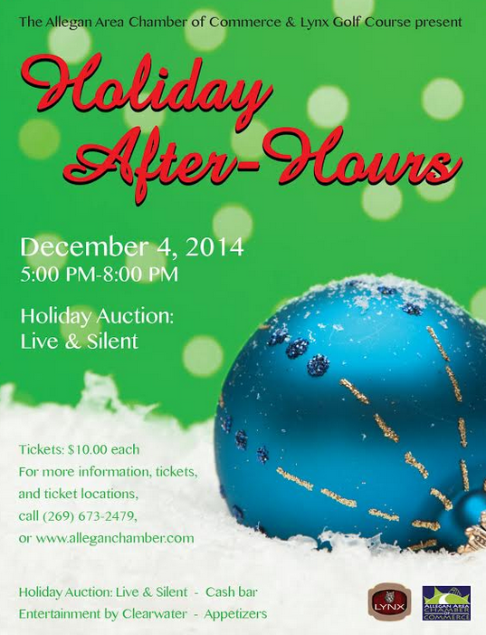 Holiday After-Hours returns to Lynx Golf Course