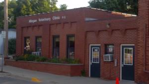 Allegan Veterinary Clinic Building