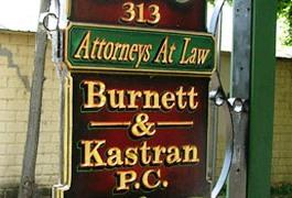 Burnett & Kastran, P.C. Attorneys at Law