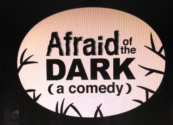 Afraid of the Dark Poster (crop)