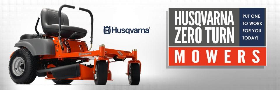 Husqvarna 0-turn image
