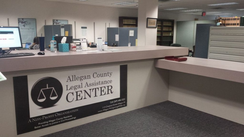 Allegan County Legal Assistance Center moves to more ...