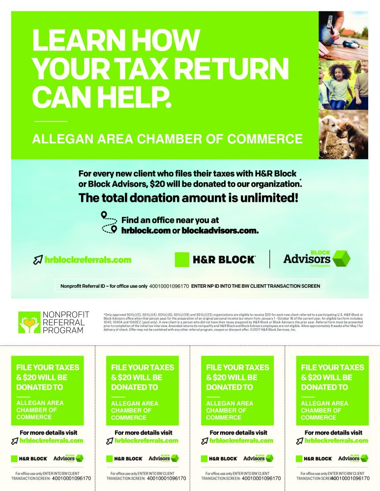 H&r block coupon code for returning customers 2018
