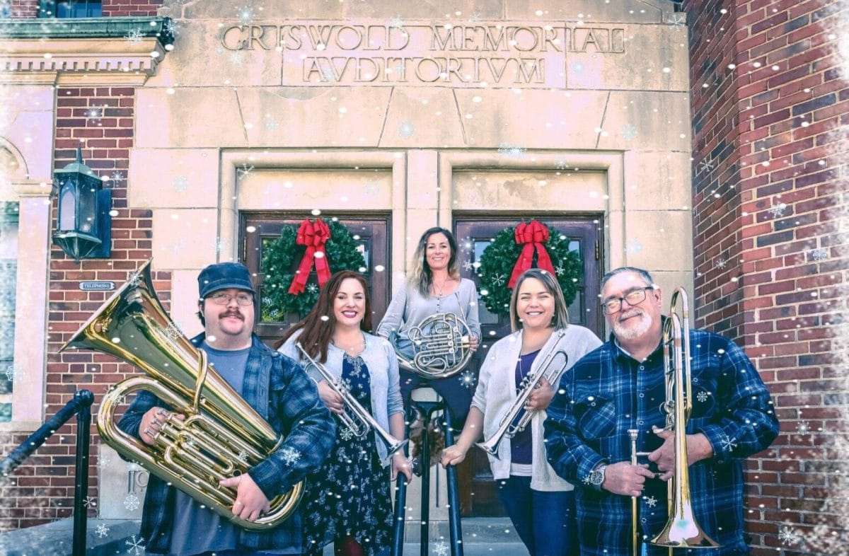Christmas with The Allegan Brass Collective - Allegan Chamber